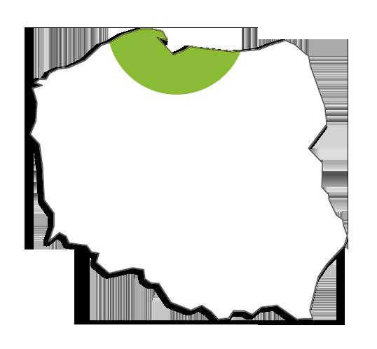 Geo-map-europe-poland-contour